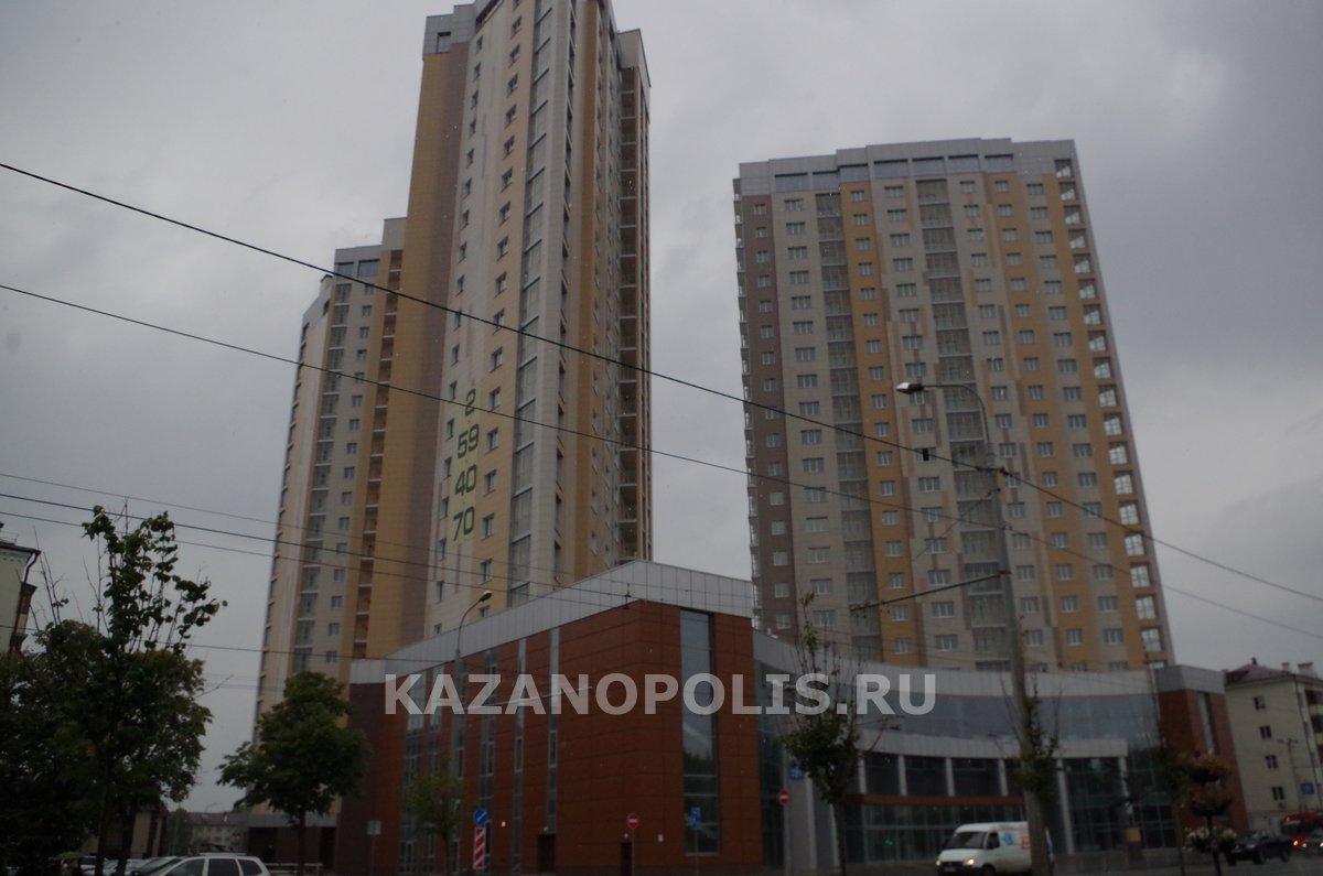 Казань купить каартиру на павлюхина 37